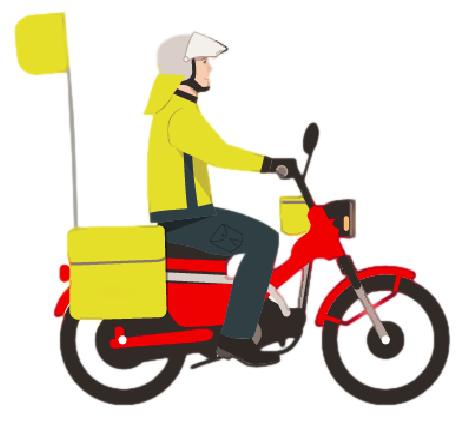 Postie Bike Business