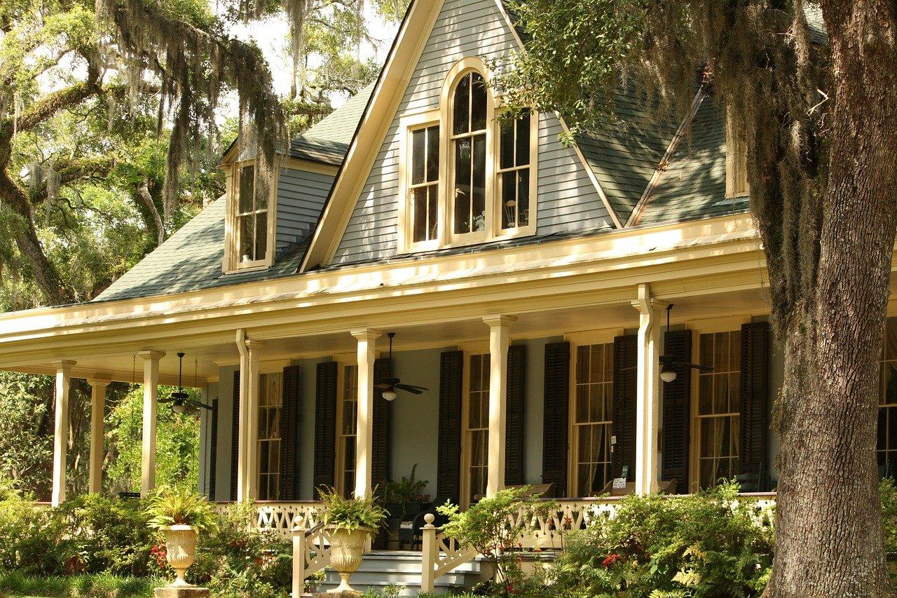 house, home, porch